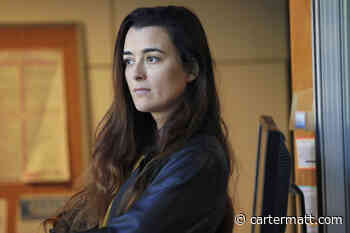 NCIS season 18: Is there any hope for Cote de Pablo... - CarterMatt