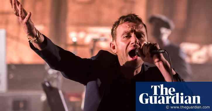 Damon Albarn: UK Covid response shows 'no empathy with arts'