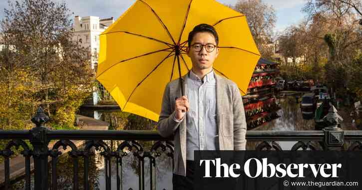 Nathan Law: 'No one knows when I can go back to Hong Kong'