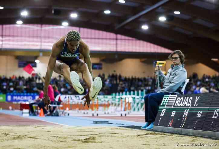 Yulimar Rojas gana el premio Atleta del Año de World Athletics
