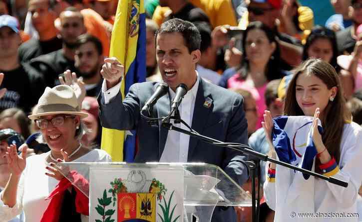 Juan Guaidó: Nadie reconocerá los resultados de estas elecciones fraudulentas