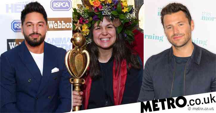 Mark Wright 'boasts about predicting I'm A Celebrity win' of Giovanna Fletcher, sister of former love rival Mario Falcone