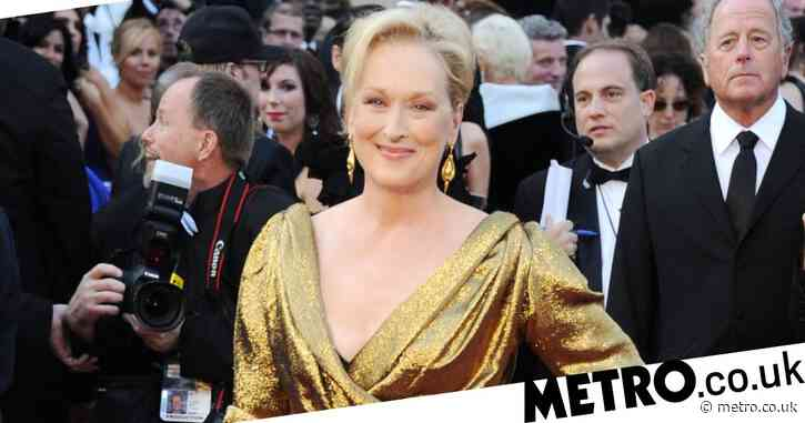 Meryl Streep 'terrified' of working with Ryan Murphy ahead of Netflix's The Prom