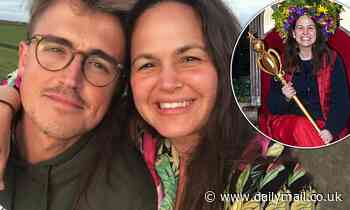 I'm A Celebrity winner Giovanna Fletcher and husband Tom reunite on the phone