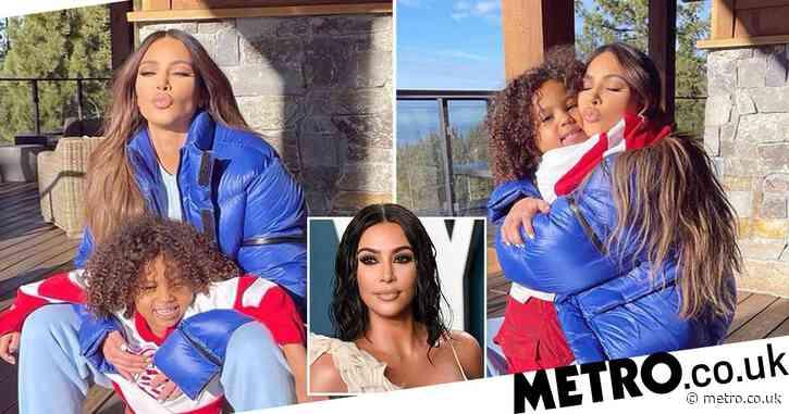 Kim Kardashian celebrates son Saint's fifth birthday with sweet snaps: 'One of my life's soul mates'