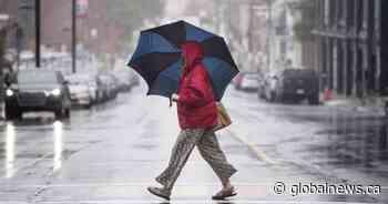 New Brunswick under rain, snow and wind warnings - Global News