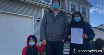 Ontario family who relocated to New Brunswick warns others about moving company concerns - Global News