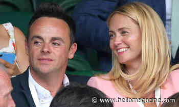 Ant McPartlin makes rare comment on relationship with Anne-Marie Corbett