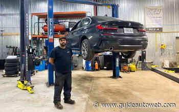 La BMW Série 3 nous livre ses secrets