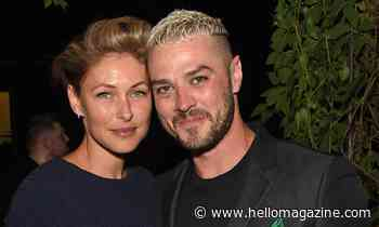 Emma Willis' festive front door at family home will blow your mind