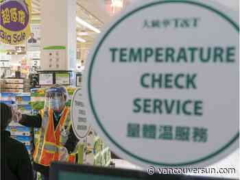 COVID-19: T & T Supermarket at Metrotown in Burnaby reports case