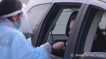 Wayne County hosting free drive-up COVID-19 testing clinic