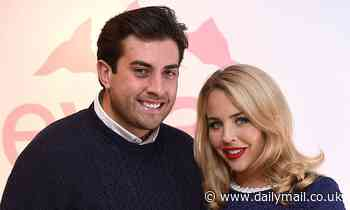 Lydia Bright's mother Debbie wishes James Argent a happy 33rd birthday