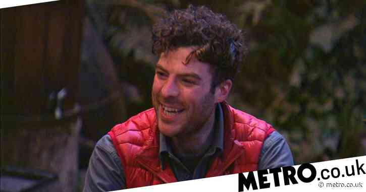 I'm A Celebrity 2020: Runner-up Jordan North shares video of post-competition feast, complete with pizza, burgers and Guinness