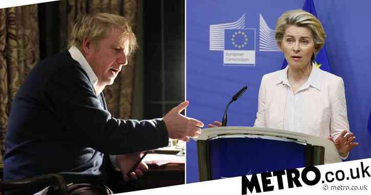 No Brexit breakthrough for Boris as crunch talks continue tomorrow
