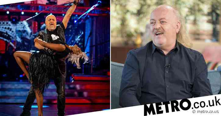Strictly Come Dancing 2020: Bill Bailey almost 'flashed' while filming after losing so much weight