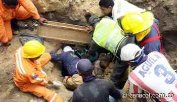Hombre quedó sepultado cuando buscaba una guaca en Pereira - Caracol Radio