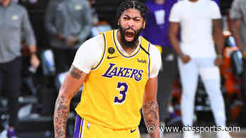 Lakers' Anthony Davis says injury history played a role in signing a five-year, $190 million deal