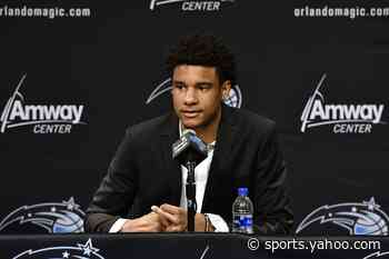 Chuma Okeke admittedly was 'very nervous' for first NBA practice