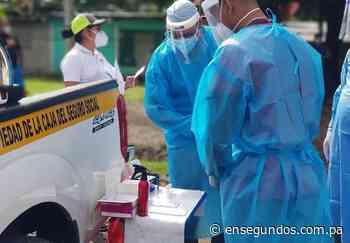 Veraguas: Realizan hisopados en comunidades de Soná - En Segundos