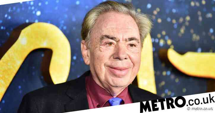 Andrew Lloyd Webber announces his theatres will reopen 'at full capacity' next year: 'I am raring to go'