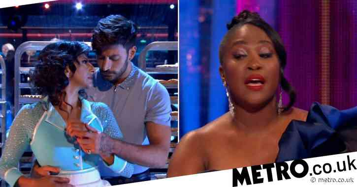 Strictly Come Dancing 2020: Viewers spot 'chemistry' between Ranvir Singh and Giovanni Pernice as performance leaves Motsi in tears