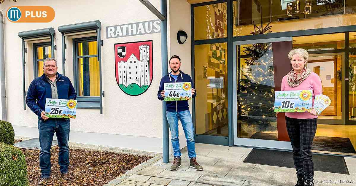 """In Zandt """"blühen"""" die Gutscheine - Region Cham - Nachrichten - Mittelbayerische"""