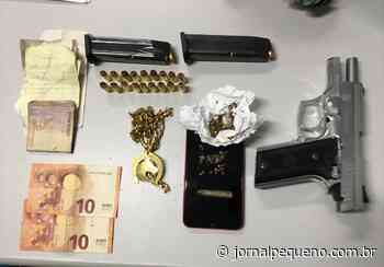 Familiares são presos por tráfico de drogas em Chapadinha - Jornal Pequeno