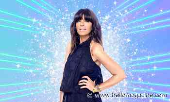 Strictly's Claudia Winkleman STUNS fans in glittering tuxedo