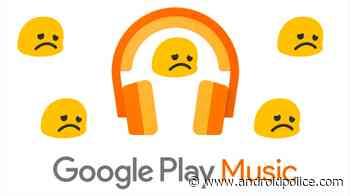 Google Play Music is now officially dead, dead, dead (Update: ... dead)
