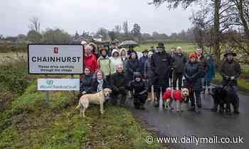 Egg producer 'risks polluting river through Kent village'