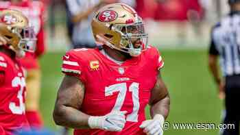 49ers' Williams: Virus was my toughest battle