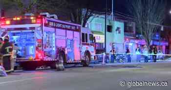 One man dead after fire in Vancouver apartment suite - Global News