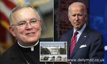 Retired archbishop says Catholic Biden should NOT receive Holy Communion because of abortion stance