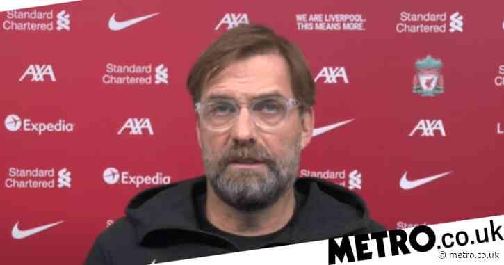 Liverpool manager Jurgen Klopp declares Premier League rivals Chelsea as 'favourites' to win title