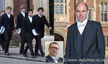 Parents fight war of words over Eton headmaster's culture change