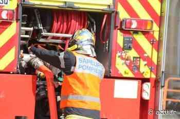 Incendie : un grenier brûle à Mitry-Mory, le matin du vendredi 4 décembre - La Marne