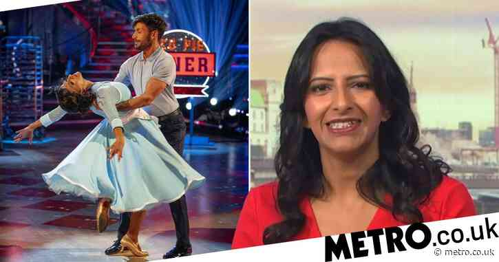 Good Morning Britain bosses 'fear losing' Ranvir Singh after Strictly Come Dancing stint