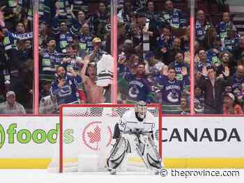 Patrick Johnston: B.C.'s 50-person limit makes it tough for Canucks to host fans