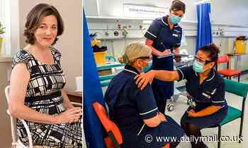 All NHS staff MUST get Covid vaccine - whether they like it or not, says ex-adviser VIVIENNE PARRY