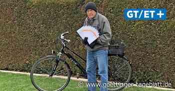 Deutsches Sportabzeichen: 83-Jähriger aus Seulingen holt zehnmal Gold - Göttinger Tageblatt