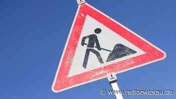 Bauarbeiten auf B93 Höhe A4-Anschlussstelle Meerane dauern länger - Radio Zwickau