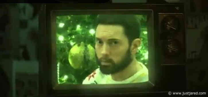 Eminem Makes Surprise Cameo in Pete Davidson's 'Stan' Parody Sketch on 'SNL' - Watch!