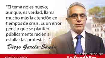 Constitución: no reinventar la rueda, por Diego García Sayán - LaRepública.pe
