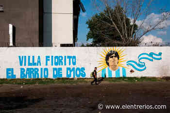 El entrerriano que vive en Villa Fiorito y recuerda a Diego colgado de los trenes pidiendo algo para comer - Noticias - Elentrerios.com