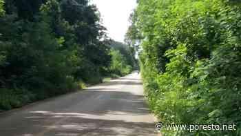 Limpian camino al Naranjal tras muerte de motociclista - PorEsto