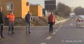 Neunburg vorm Wald: Baumaßnahme in Rekordzeit abgeschlossen - Oberpfalz TV