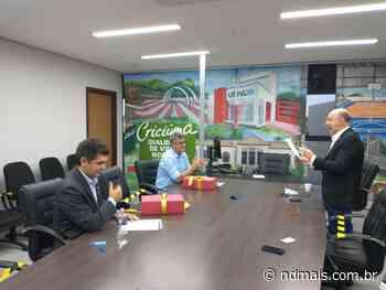 NDTV inaugura nova emissora em Criciuma dia 8 de dezembro - ND - Notícias