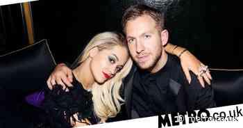 Rita Ora looks back on Calvin Harris 'music ban' after their split - Metro.co.uk