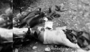 Reportan doble homicidio en zona rural de Puerto Caicedo, Putumayo - Conexión Putumayo